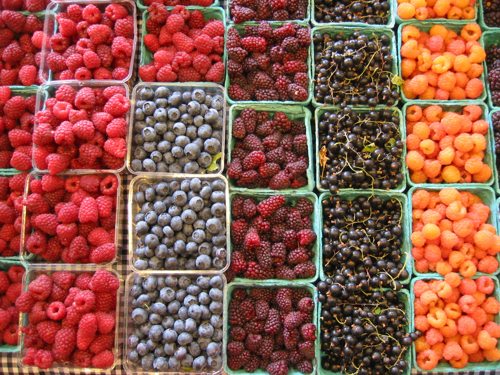 berries-raspberries-blueberries
